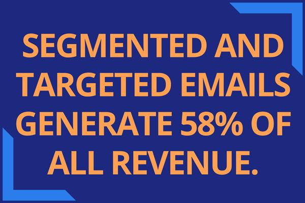 custom email segmentation