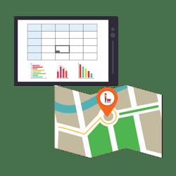 Commerce GPS - Icon